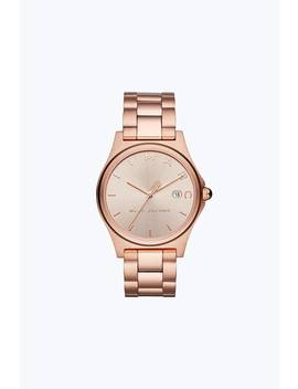 The Henry Watch 36 Mm by Marc Jacobs