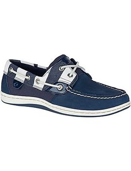 Women's Koifish Breton Stripe Boat Shoe by Sperry