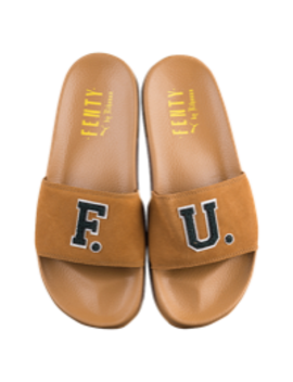 Puma Leadcat Fenty Fu Slide by Lady Foot Locker
