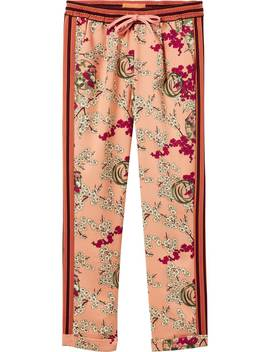 Mixed Print Woven Trousers by Scotch&Soda
