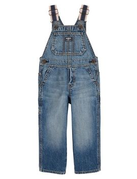 Denim Overalls   Bright Ocean Wash by Oshkosh