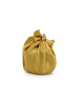 Qiuto Wrap Satin Tote Bag by Jessica Buurman