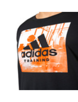 Men's Adidas  Techfit Base Graphic Tee by Adidas
