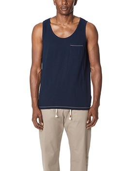 Slub Tank Top by Club Monaco