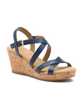 Kensie Wedge Sandal by G.H.Bass & Co.