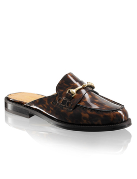 Backless Snaffle Loafer by Baxter