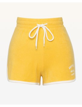 Jxjc Juicy Ultra Logo Microterry Short by Juicy Couture