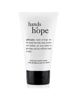 Hand And Cuticle Cream by Hands Of Hope