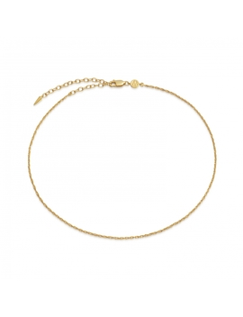 Gold Twisted Choker by Missoma