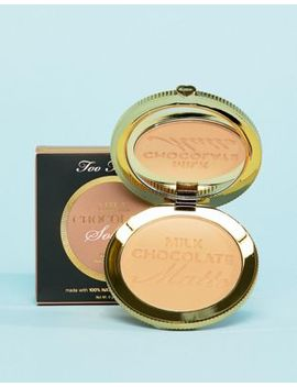 too-faced-milk-chocolate-bronzer by too-faced