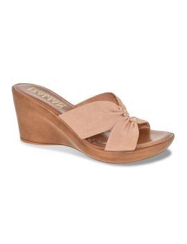 Liliana  Wedge Sandal Liliana  Wedge Sandal by Italian Shoemakers Italian Shoemakers