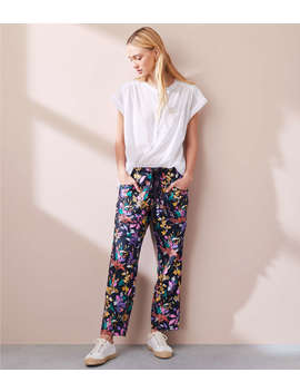 Lou & Grey Flower Child Pants by Lou & Grey