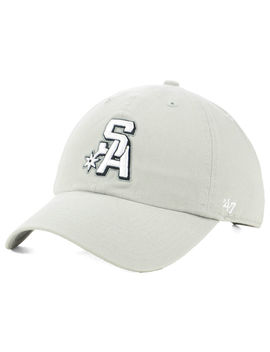 San Antonio Spurs '47 Nba Mashup '47 Clean Up Cap by Lids