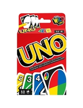 Uno Card Game by Toys Rus