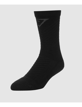 Thick Tech Crew Socks by Gymshark