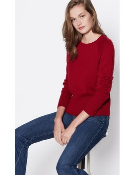 Coren Cashmere Crew Sweater by Equipment