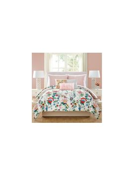 Coral Floral Comforter Set Twin/Twin Xl by Vera Bradley