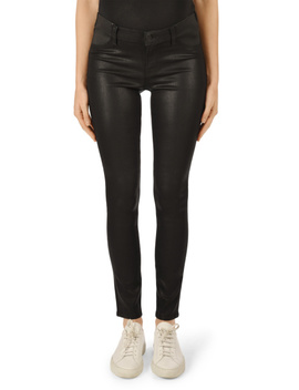 Mama J Mid Rise Super Skinny In Fearless by J Brand
