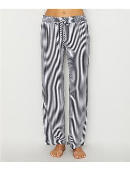 Simple Stripes Woven Sleep Pants by P.J. Salvage