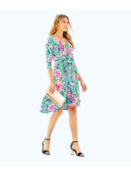 Rozaline Wrap Dress by Lilly Pulitzer