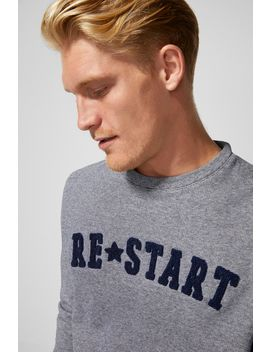 Restart Sweatshirt by Springfield