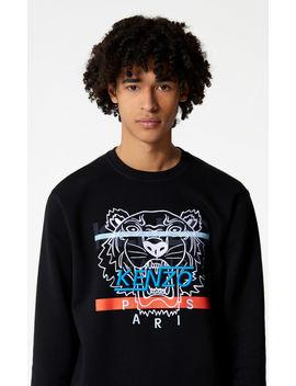 'hyper Tiger' Sweatshirt by Kenzo