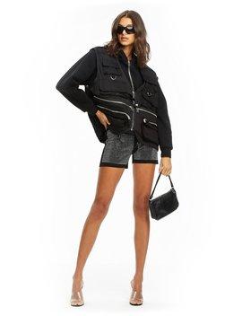 Storm Jacket Black by I.Am.Gia