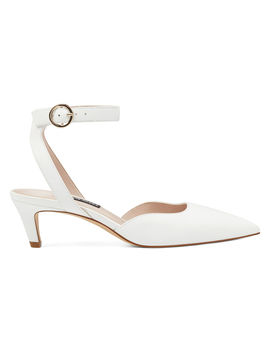 Quinteena Ankle Strap Pumps by Nine West