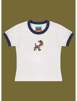 Goat Baby Tee by Unif