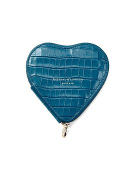 Heart Coin Purse by Aspinal Of London