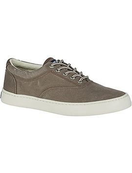 Men's Cutter Cvo Salt Washed Sneaker by Sperry
