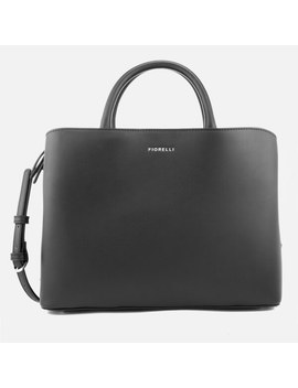 Fiorelli Women's Bethnal Triple Compartment Tote Bag   Black by The Hut