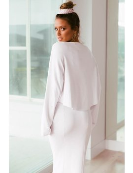 Lulu Top   White by Born To Be Chic
