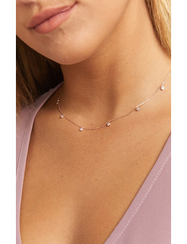 Chicago Charm Necklace ~ Rose Gold by Show Me Your Mu Mu