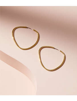 Soko Maxi Sabi Hoop Earrings by Lou & Grey