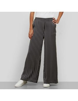 Pull On Wide Leg Trouser by Kenneth Cole New York