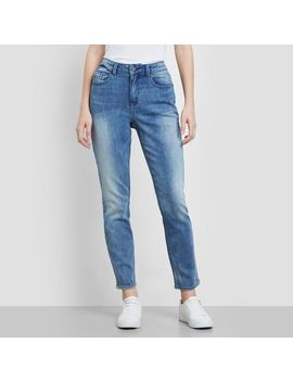 High Rise Crop Leg Jean by Kenneth Cole New York