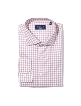 Heathered Gingham by The Tie Bar