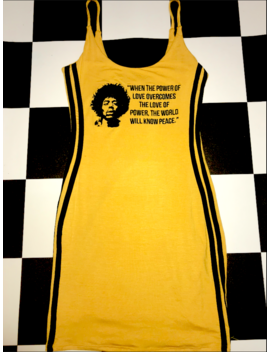 The Hendrix Tank Dress by O Mighty
