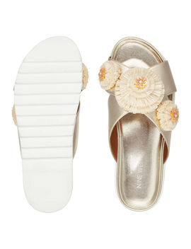 Feeltheluv Slide Sandals by Nine West