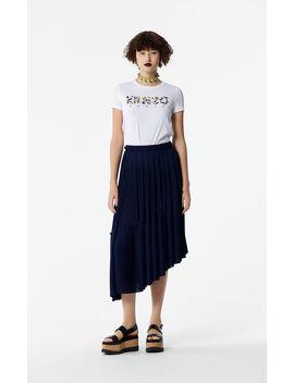 Asymmetrical Skirt by Kenzo
