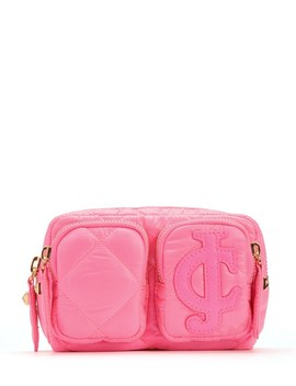 Hollywood Hideaway Nylon Belt Bag by Juicy Couture