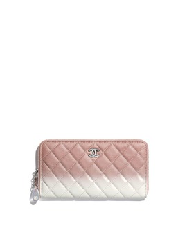 Zipped Wallet by Chanel