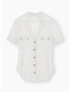 Short Sleeve Shirt by Chloe