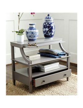 Sidney Open Side Table by Ballard Designs