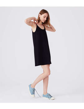 Lou & Grey Terry Strappy Swing Dress by Lou & Grey