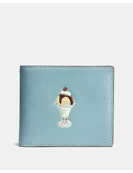 3 In 1 Wallet With Sundae by Coach