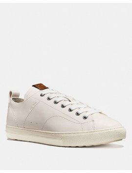 C121 Low Top Sneaker by Coach