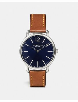 Delancey Slim Watch, 40mm by Coach