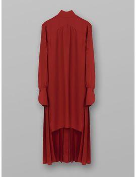 Asymmetrical Shirt Dress by Chloe